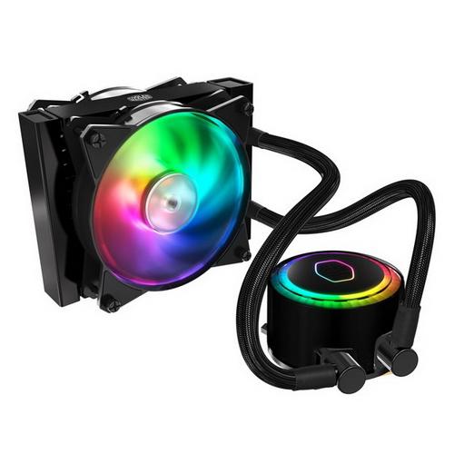 Cooler Master MasterLiquid ML120R RGB [MLX-D12M-A20PC-R1] Intel® LGA 2066 / 2011-v3 / 2011 / 1151 / 1150 / 1155 / 1156 / 1366 /