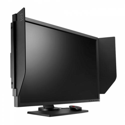 """27"""" BenQ Zowie XL2740 Grey (TN, 1920x1080, DVI+HDMI+DP, 1 ms, 170°/160°, 320 cd/m, 12M:1, Pivot)  9H.LGMLB.QBE"""