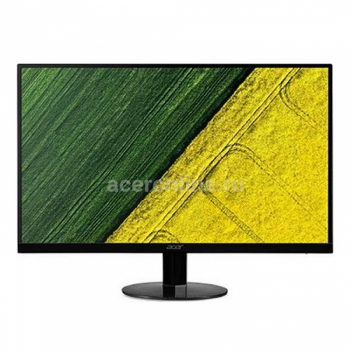 """23,8"""" ACER SA240YAbi Black (IPS, 1920x1080, D-sub+HDMI, 4 ms, 178°/178°, 250 cd/m, 100M:1)  UM.QS0EE.A01"""