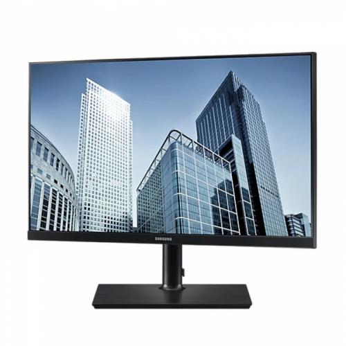 "27"" SAMSUNG S27H850QFI Black (PLS, 2560x1440, HDMI+DP+USB Video, 4 ms, 178°/178°, 350 cd/m, 1000:1, Pivot)  LS27H850QFIX/CI"