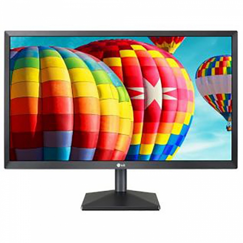 "23,8"" LG 24EA430V-B Black (IPS, 1920x1080, D-sub+DVI+HDMI, 5 ms, 178°/178°, 250 cd/m, 1000:1)  24EA430V-B"