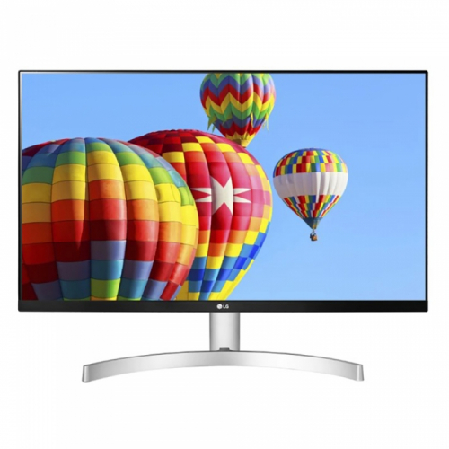 "23,8"" LG 24ML600S-W Black-Silver-White (IPS, 1920x1080, D-sub+HDMI, 5 ms, 178°/178°, 250 cd/m, 1000:1)  24ML600S-W"