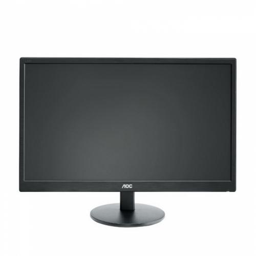 "23,6"" AOC M2470SWH (00/01) Value Line Black (MVA, 1920x1080, D-sub+HDMI, 5 ms, 178°/178°, 250 cd/m, 50M:1, MM)  M2470SWH (00/01)"