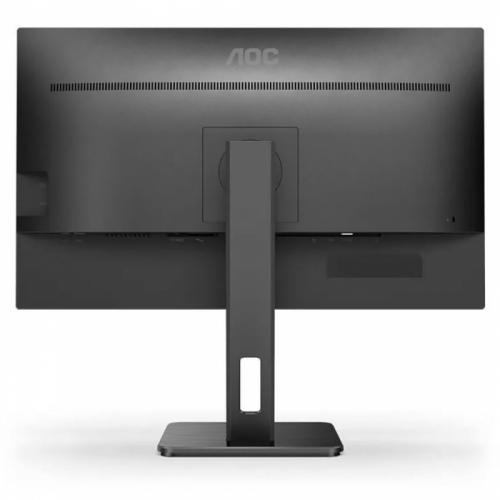 """27"""" AOC 27P2Q Black (IPS, 1920x1080, D-sub+DVI+HDMI+DP, 4 ms, 178°/178°, 250 cd/m, 50M:1(1000:1), MM, Pivot)  27P2Q"""