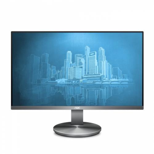 """23,8"""" AOC I2490VXQ/BT Dark Grey (IPS, 1920x1080, D-sub+HDMI+DP, 4 ms, 178°/178°, 250 cd/m, 100M:1(1000:1), MM)  I2490VXQ/BT"""