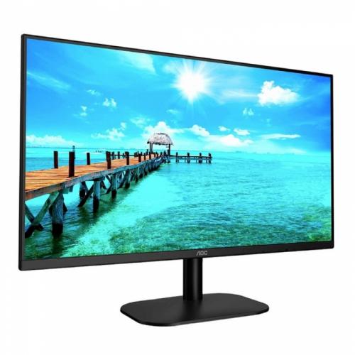 "23,8"" AOC 24B2XDA Black (IPS, 1920x1080, D-sub+DVI+HDMI, 4 ms, 178°/178°, 250 cd/m, 20M:1(1000:1), MM)  24B2XDA"