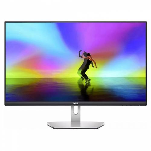 """27"""" DELL S2721H Black-Silver (IPS, 1920x1080, HDMI+HDMI, 4 ms, 178°/178°, 300 cd/m, 1000:1, MM) 2721-9367"""