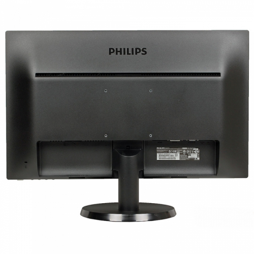 "23,6"" PHILIPS 243V5QSBA (00/01) Black (MVA, 1920x1080, D-sub+DVI, 8 ms, 178°/178°, 250 cd/m, 10M:1)  243V5QSBA (00/01)"