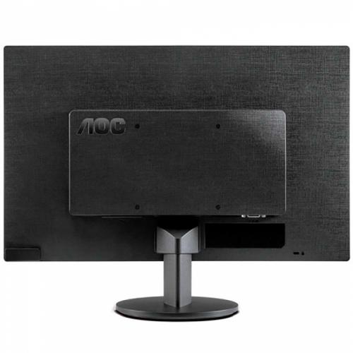 """19,5"""" AOC E2070SWN Black (TN, 1600x900, D-sub, 5 ms, 90°/50°, 200 cd/m, 600:1)  E2070SWN"""