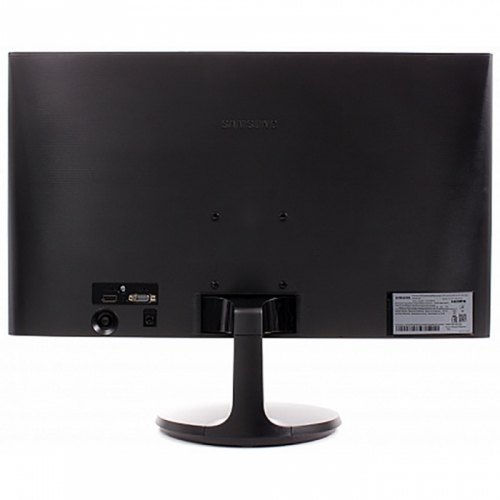 "27"" SAMSUNG S27R356FHI Black (IPS, 1920x1080, D-sub+HDMI, 5 ms, 178°/178°, 250 cd/m, 1000:1)  LS27R356FHIXCI"