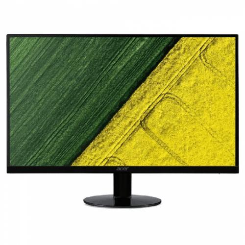 "27"" ACER SA270Abi Black (IPS, 1920x1080, D-sub+HDMI, 4 ms, 178°/178°, 250 cd/m, 1000:1 (100M:1)  UM.HS0EE.A01"