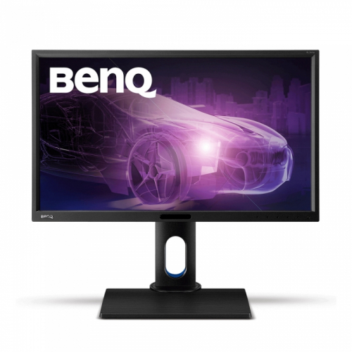 "23,8"" BenQ BL2420PT Black (IPS, 2560x1440, D-sub+DVI+HDMI+DP, 5 ms, 178°/178°, 300 cd/m, 20M:1, MM, Pivot)  9H.LCWLA.TBE"