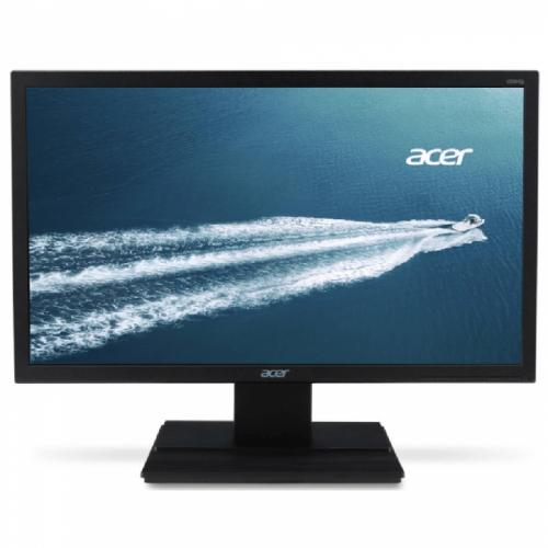 """21,5"""" ACER V226HQLBbi Black (TN, 1920x1080, D-sub+HDMI, 5 ms, 90°/65°, 200 cd/m, 600:1 (100M:1), Pivot)  UM.WV6EE.B17"""
