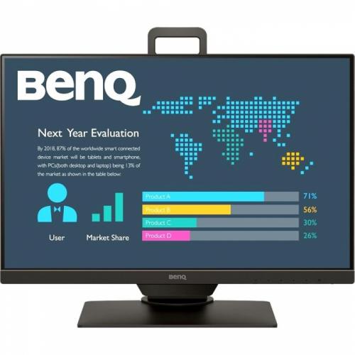"24"" BenQ BL2483 Black (TN, 1920x1080, D-sub+DVI+HDMI, 1 ms, 170°/160°, 250 cd/m, 1000:1 (12M:1)  9H.LJALB.VBE"