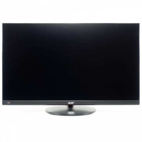 """27"""" ACER ED272Abix Black (IPS, 1920x1080, D-sub+HDMI, 4 ms, 178°/178°, 250 cd/m, 100M:1(1000:1)  UM.HE2EE.A01"""