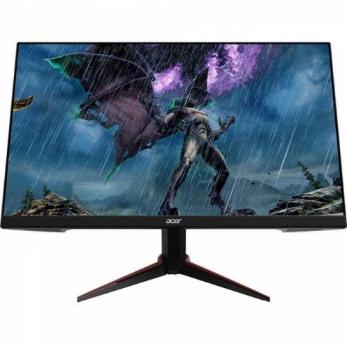 """27"""" ACER V277bmipx Black (IPS, 1920x1080, D-sub+HDMI+DP, 4 ms, 178°/178°, 250 cd/m, 100M:1(1000:1), MM)  UM.HV7EE.007"""