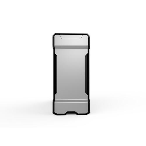 Корпус PHANTEKS Enthoo Evolv X, Galaxy Silver, Digital RGB illumination, FAN Hub, алюминиевые лицевая и верхняя панели, боковые