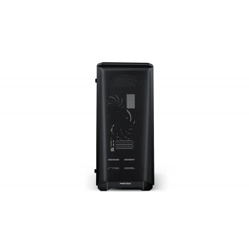 Корпус PHANTEKS Eclipse P400A, Black, Airflow Edition, боковая панель Tempered Glass, Mid-Tower
